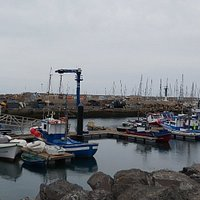 Dock Of Gran Tarajal