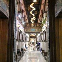 the long hall