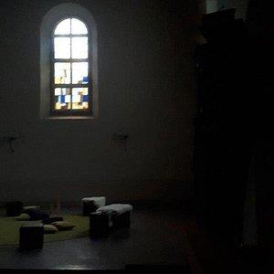 Kirche St. Mangen kostol St. Gallen Schweiz