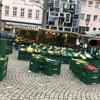 Marktplatz - námestie