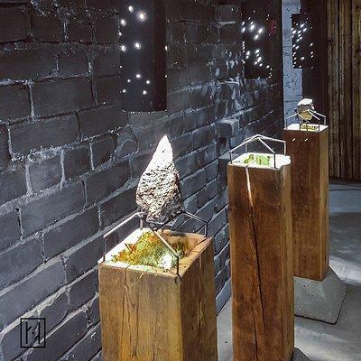 Музей минералов уникальная экспозиция минералов Приладожья, которые спрятаны природой от человеческого взгляда, они таят в себе все прошлое, а кому то предсказывают будущее…