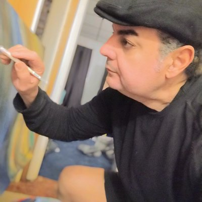 Luis Thevenin Artista Plastico