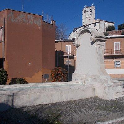 Fontana del Mascherone (lato B)
