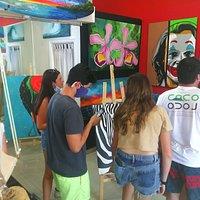 tamarindo art gallery
