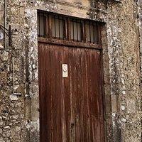 Il Portale d'ingresso .