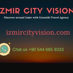 Izmir city vision by gezenthi travel agency