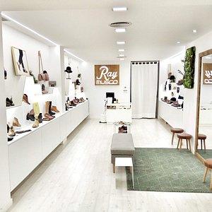 Tienda Ray Musgo. Calzado ecológico fabricado artesanalmente en Zaragoza