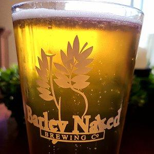 Let's get Barley Naked