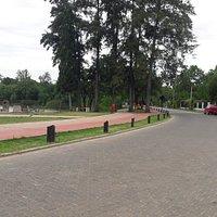 Camino de la Costa, tercera costanera de Gualeguaychú, muy limpio, tranquilo y hermoso