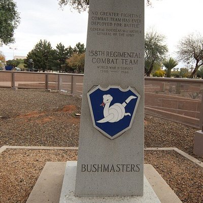 58th Regimental Combat Team Memorial