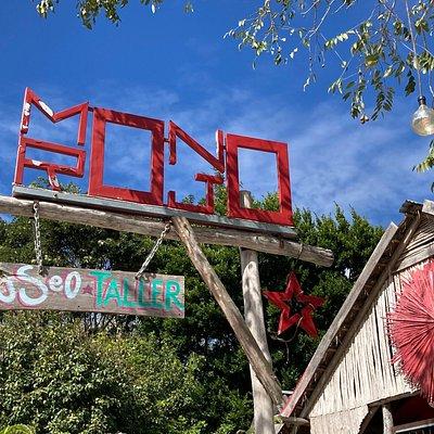 Mono Rojo Museo/taller