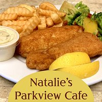 delicious hand breaded fried cod made to order!