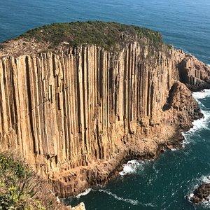 Po Pin Chau - Hong Kong UNESCO Global Geopark