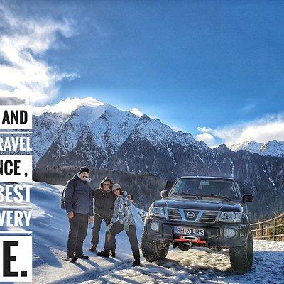Excursii Calatorii Drumetii Trasee Montane Off Road 4x4 #Busteni #Bucegi #SinaiaTraseeMontane