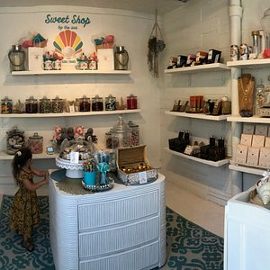 Hand made and local gifts and treats.