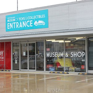 Museum and Shop entrance