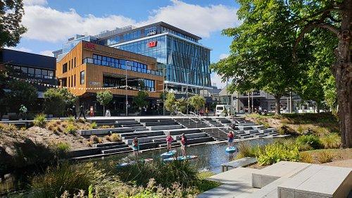 Our City Centre. Kāwaipuna/Christchurch