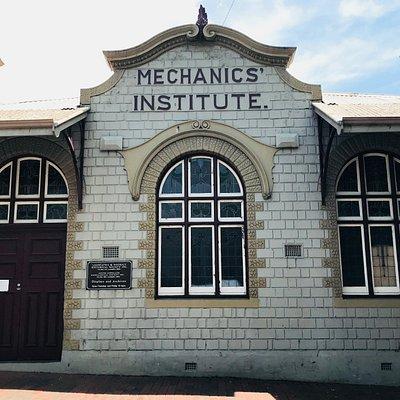 Leongatha Mechanics' Institute
