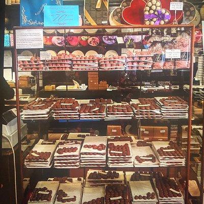 Audrey's Chocolates
