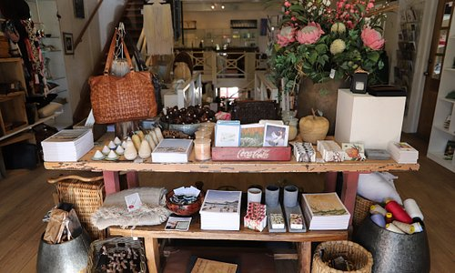 A selection of giftware