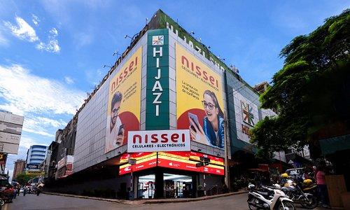 Entrada principal a Nissei