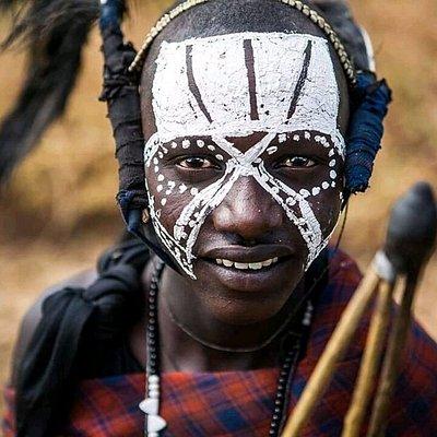 The tribe Ethiopia 🇪🇹