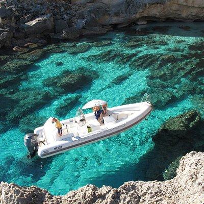 Escursioni indimenticabili nel più bel mare della Sardegna.