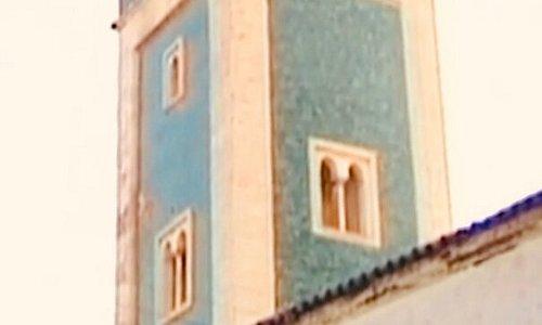 4 sided minaret