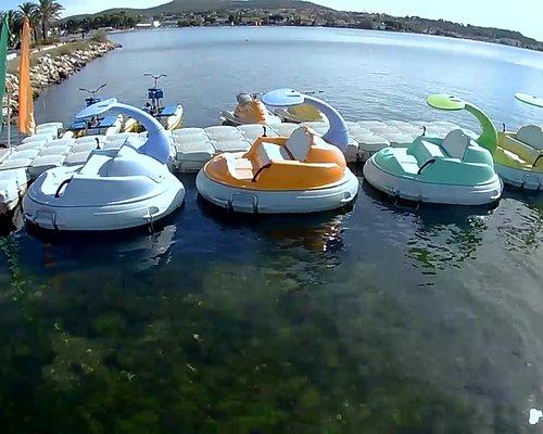 Bateaux électrique Aqua Turtle 3 personnes