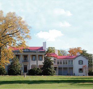 The 1853 Mansion at Belle Meade