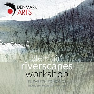 Take an outdoor painting workshop with artist Elizabeth Edmonds from Petrichor Gallery.   Date: Sat 16th Jan Time:  9am-12pm Meet:  Denmark Arts Centre Arthouse, 2a Strickland Street Denmark WA Who: anyone Cost: $60   Bookings and details://www.denmarkarts.com.au/creative-summer-the-artsho