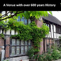 Henley-in-Arden Guild Hall and Gardens available for private hire. Gardens open to the public