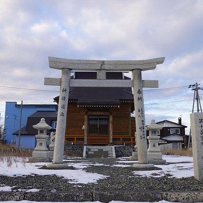 稚内市・岬神社