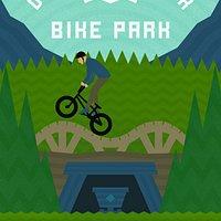 Brule Bike Park sign