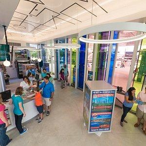 San Diego Visitor Information Center