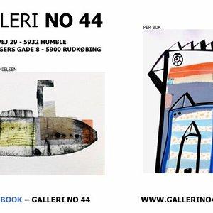 Følg galleriets åbningstider på hjemmesiden og facebook