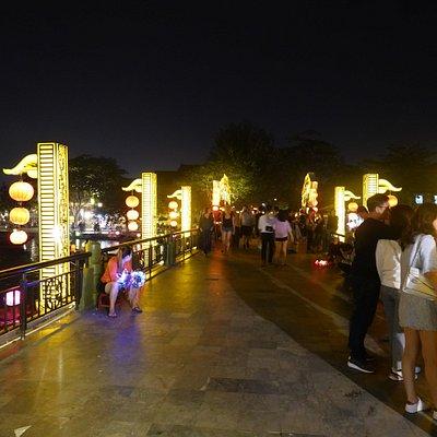 Procházka po Cam Nam Bridge