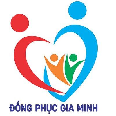 logo của Đồng Phục Gia Minh