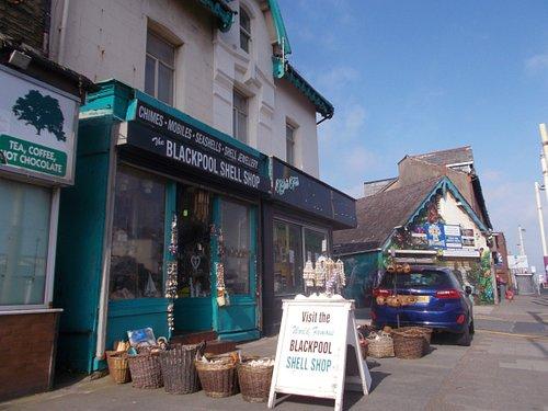The Blackpool Shell Shop