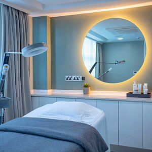 Coco Chic Skin Floor — Individual Treatment Rooms