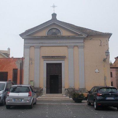 Santa Croce - Facciata