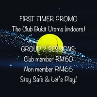First timers group promo https://oztennisteam.com/packages.html