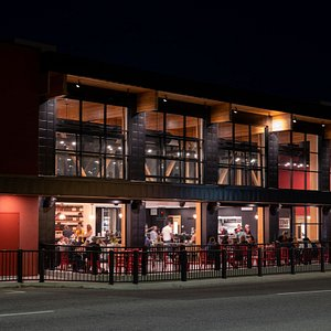TIME Winery & Kitchen Exterior