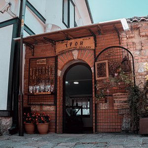 You are welcome to visit our gallery, located in the old part of town next to the church of St. Nikola Gerakomija.