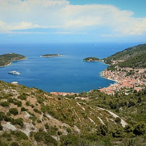 Bay of Vis. A lot of history, nature and great food.