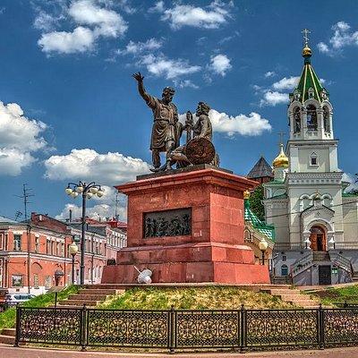 Приглашаем всех на обзорные экскурсии по Нижнему Новгороду.