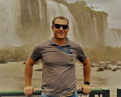 Cataratas do Iguaçu com guia de turismo credenciados Adilson