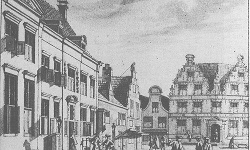 VOC Hoorn ca. 1740