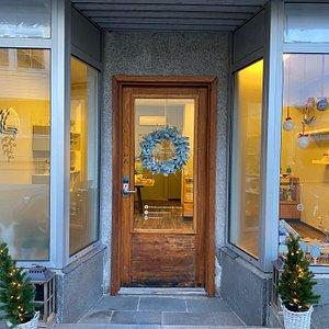 Entrance @ Merete Semb Kristiansen