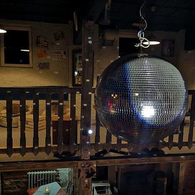 Bucanero Club Wróblewskiego 9 Klub muzyczny, zdjęcie antresoli.
